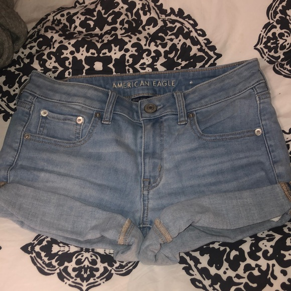 American Eagle Outfitters Pants - American Eagle Next Level Stretch Jean shorts